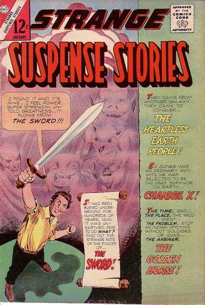Strange Suspense Stories Vol 1 73