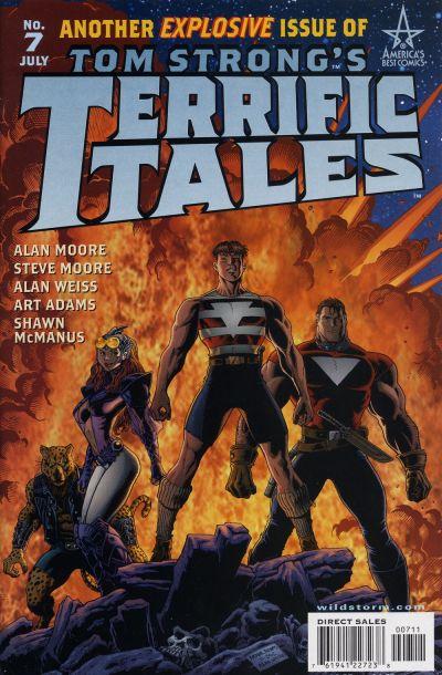 Tom Strong's Terrific Tales Vol 1 7