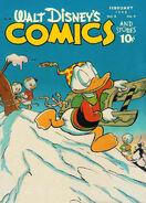 Walt Disney's Comics and Stories Vol 1 89