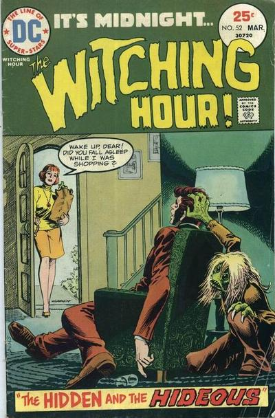 Witching Hour Vol 1 52