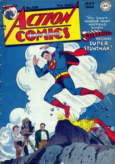 Action Comics Vol 1 120