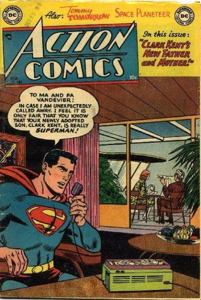Action Comics Vol 1 189