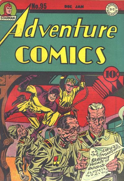 Adventure Comics Vol 1 95