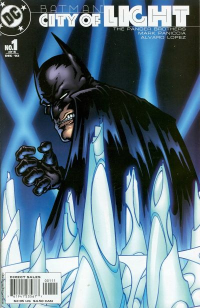 Batman: City of Light Vol 1 1