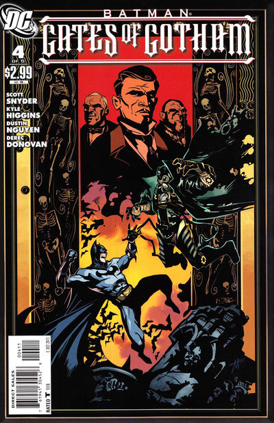 Batman: Gates of Gotham Vol 1 4