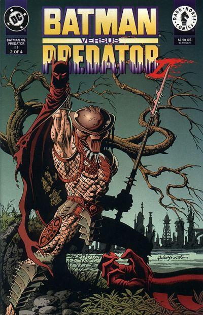 Batman versus Predator Vol 2 2