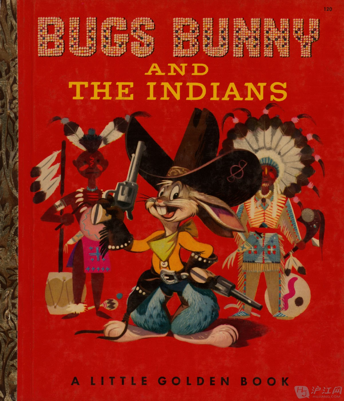 Bugs Bunny and the Indians