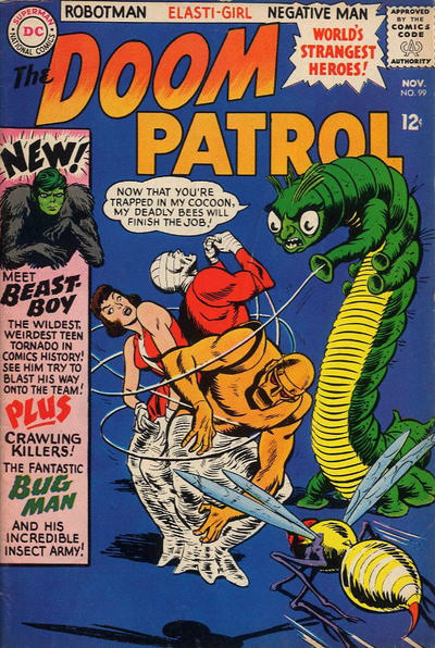 Doom Patrol Vol 1 99