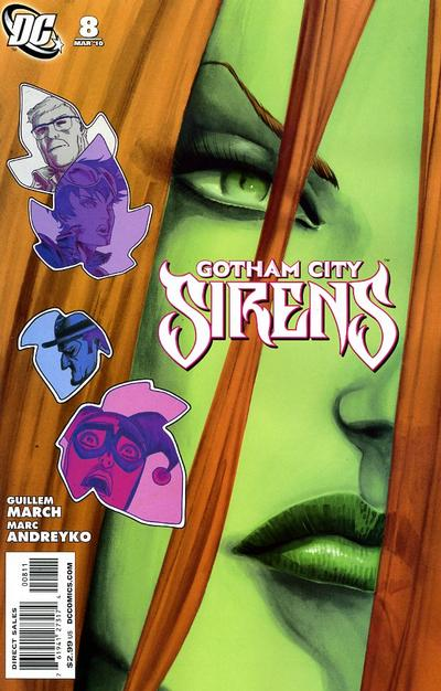 Gotham City Sirens Vol 1 8