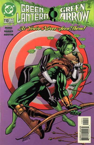 Green Lantern Vol 3 110