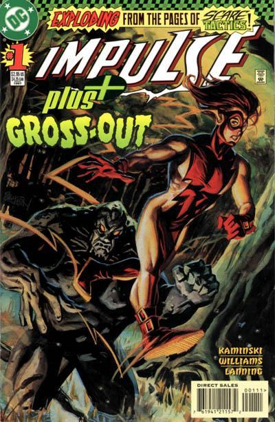 Impulse Plus Gross-Out Vol 1 1