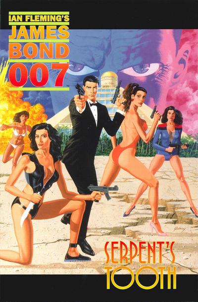 James Bond 007: Serpent's Tooth TPB Vol 1 1