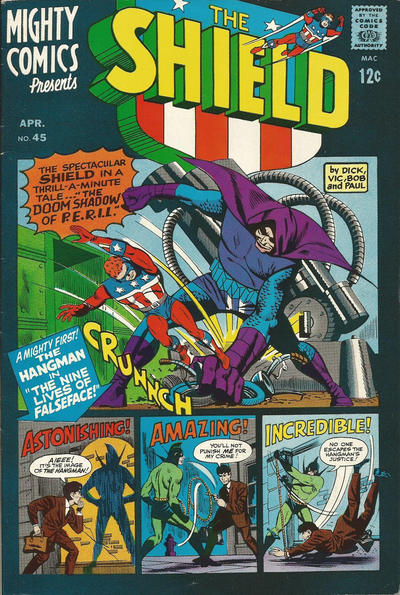 Mighty Comics Vol 1 45