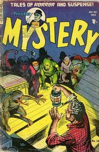 Mister Mystery Vol 1 14
