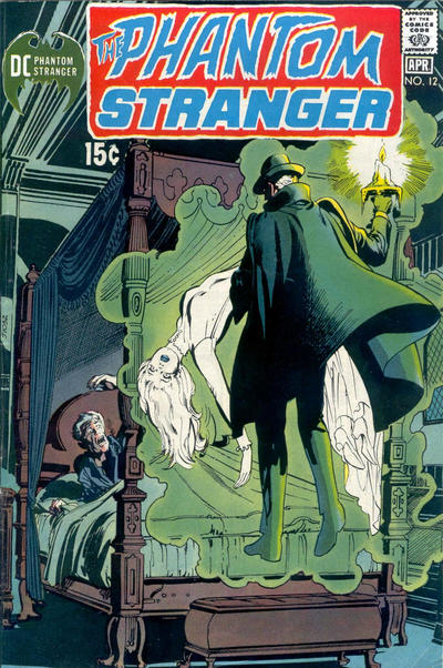 Phantom Stranger Vol 2 12