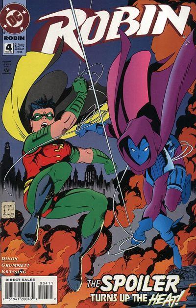 Robin Vol 4 4