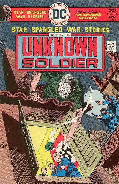 Star-Spangled War Stories Vol 1 198
