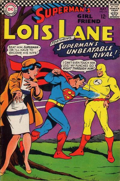 Superman's Girlfriend, Lois Lane Vol 1 74
