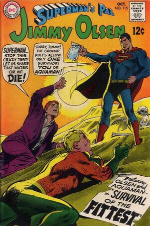 Superman's Pal, Jimmy Olsen Vol 1 115.jpg