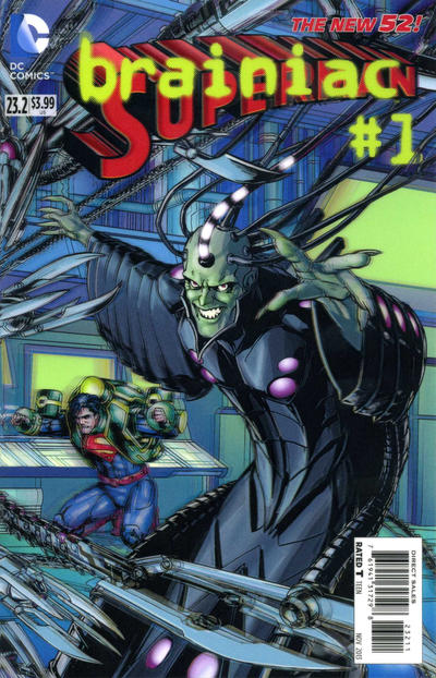 Superman Vol 3 23.2: Brainiac