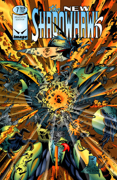 The New Shadowhawk Vol 1 7