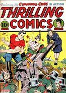 Thrilling Comics Vol 1 38
