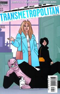 Transmetropolitan Vol 1 33