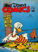 Walt Disney's Comics and Stories Vol 1 21