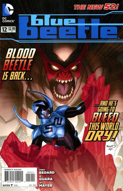 Blue Beetle Vol 8 12