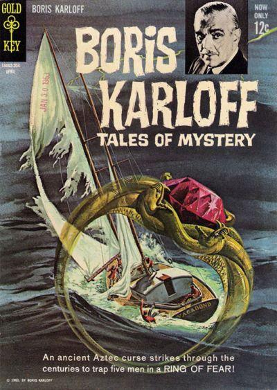 Boris Karloff's Tales of Mystery Vol 1 3