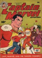 Captain Marvel Adventures Vol 1 50