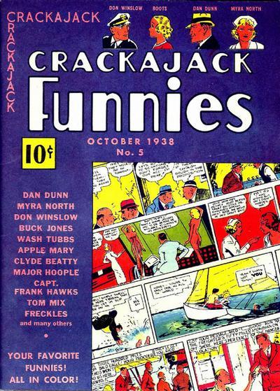 Crackajack Funnies Vol 1 5
