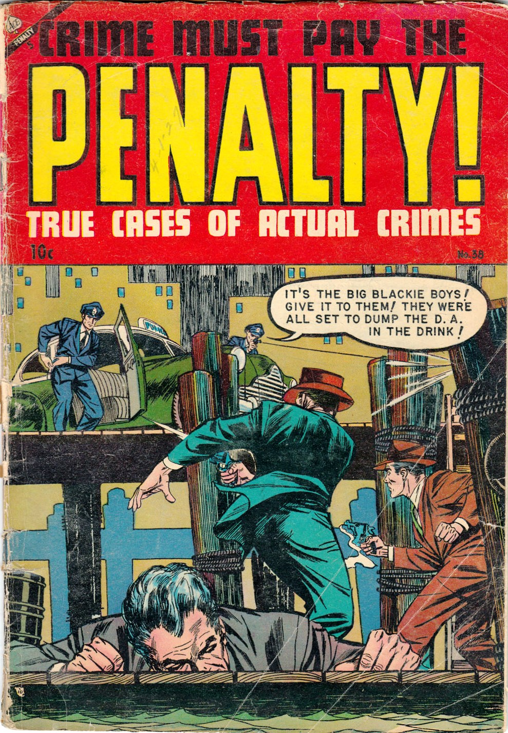 Crime Must Pay the Penalty Vol 2 38