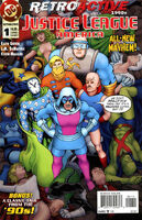 DC Retroactive Justice League of America The '90s Vol 1 1