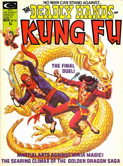 Deadly Hands of Kung Fu Vol 1 18