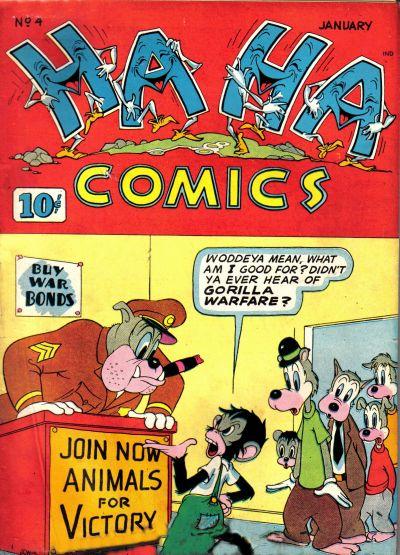 Ha Ha Comics Vol 1 4