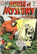 House of Mystery Vol 1 125