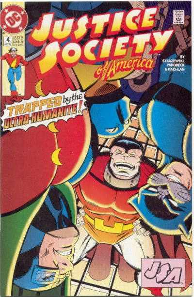 Justice Society of America Vol 2 4