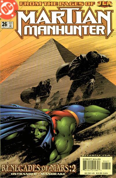 Martian Manhunter Vol 2 26