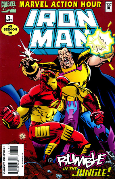 Marvel Action Hour, Featuring Iron Man Vol 1 7