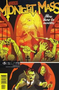 Midnight, Mass. Here There Be Monsters Vol 1 5