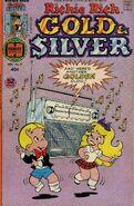 Richie Rich Gold & Silver Vol 1 9