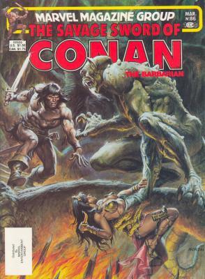 Savage Sword of Conan Vol 1 86
