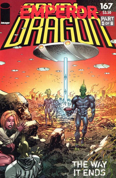Savage Dragon Vol 1 167