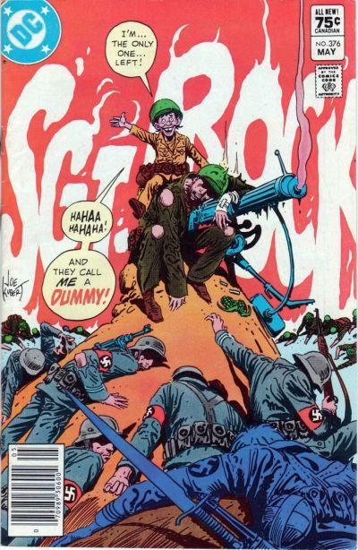 Sgt. Rock Vol 1 376