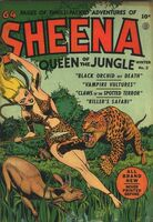 Sheena, Queen of the Jungle Vol 1 2