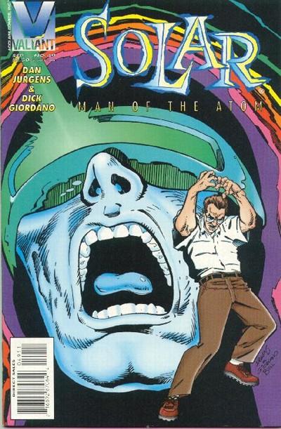 Solar, Man of the Atom Vol 1 49