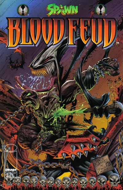 Spawn: Blood Feud Vol 1 2