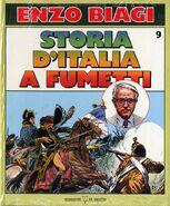 Storia d'Italia a fumetti Vol 1 9
