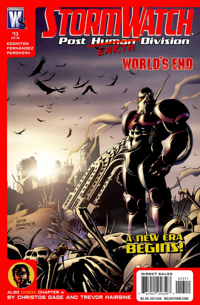 Stormwatch: Post Human Division Vol 1 13